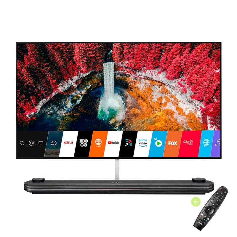 "LG - Televisor OLED 65"" SMART TV AI OLED65W9"