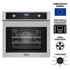 KLIMATIC - Horno empotrable eléctrico 62 L GAMMA B