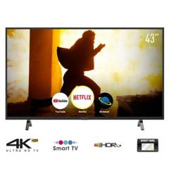"PANASONIC - Televisor 43"" 4K UHD SMART TV TC-43GX500P"