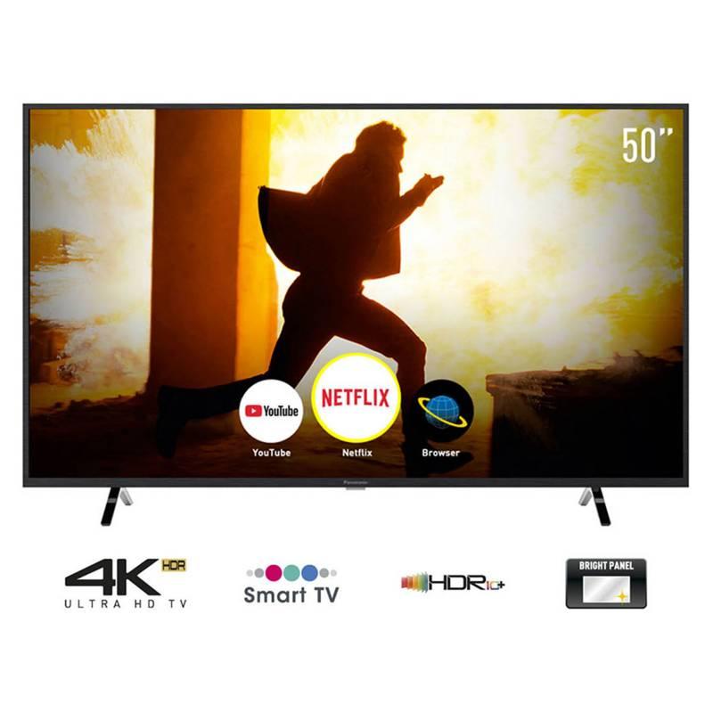 "PANASONIC - Televisor 50"" 4K Ultra HD Smart TV TC-50GX500P"