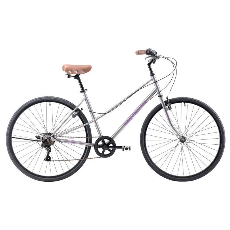 OXFORD - Bicicleta Mujer Zurich  Negro