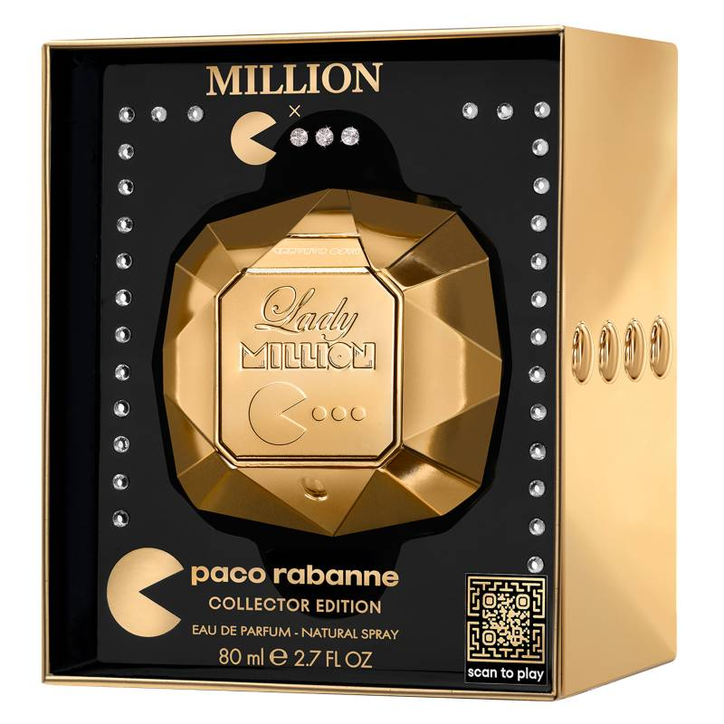 PACO RABANNE - Lady Million Collector Edp 80 ml