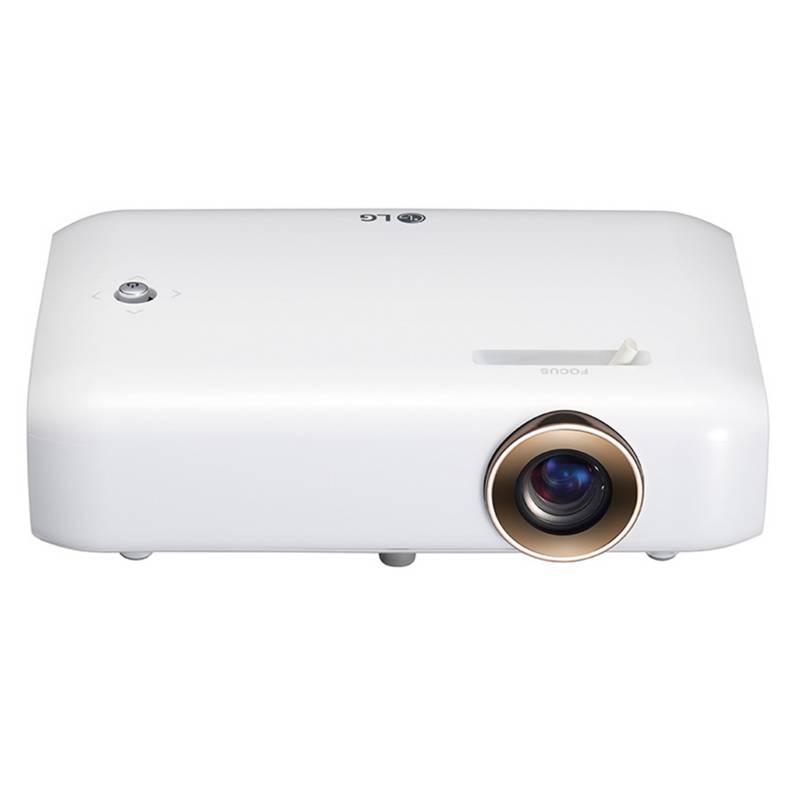 LG - Proyector LED Wxga 500 Ansi
