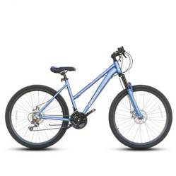 BEST - Bicicleta Best De Aluminio Mtb Volta Aro 27.5 Celeste