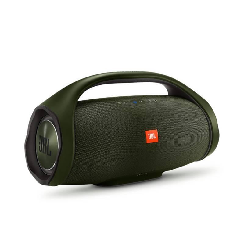 JBL - Parlante Boombox Bluetooth Green