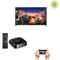 STEC - TV Box Android X96 Mini 4K Quad Core 2 GB 16GB
