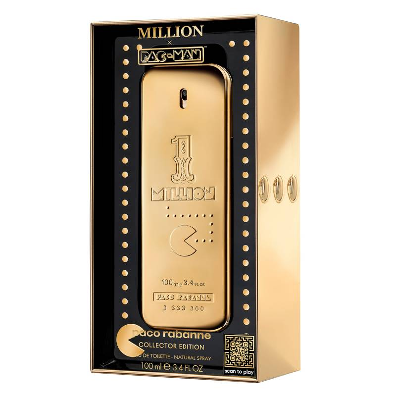 PACO RABANNE -  1M Pacman Collector Edt 100 ml
