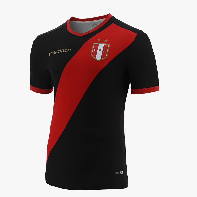 MARATHON SPORTS - Camiseta Deportiva Selección Peruana