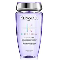 KERASTASE - Shampoo Lumiére Blond Absolu para cabello con mechas