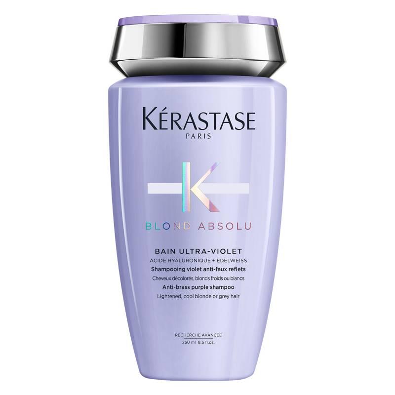 KERASTASE - Shampoo Ultra Violet Blond Absolu para cabello con mechas