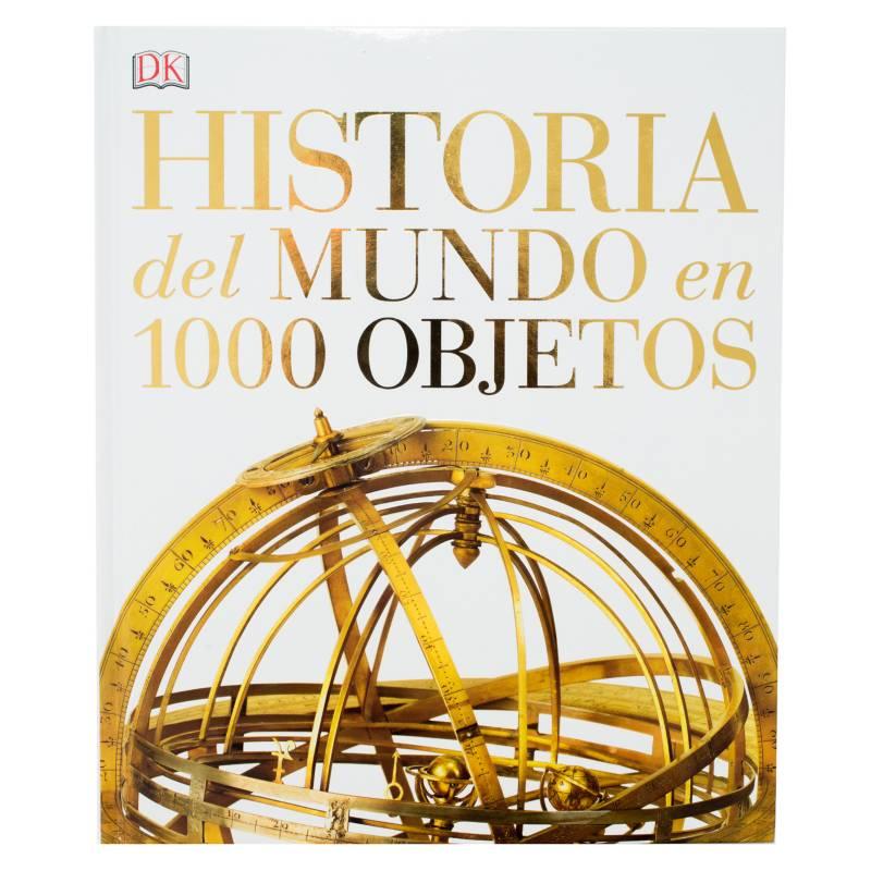 DK COSAR - Enciclopedia Historia En 1000 Objetos