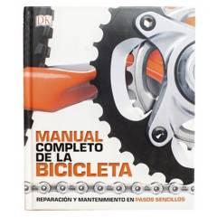 DK COSAR - Enciclopedia Libro Manual Completo De La Bicicleta