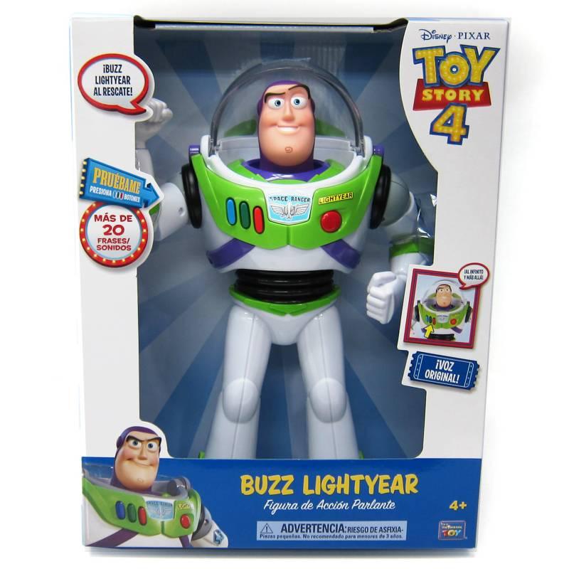 TOY STORY - Figura con Sonido Buzz Lightyear