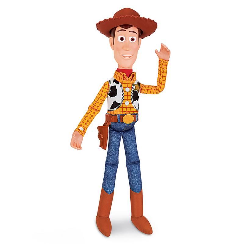 TOY STORY - Figura con Sonido Woody