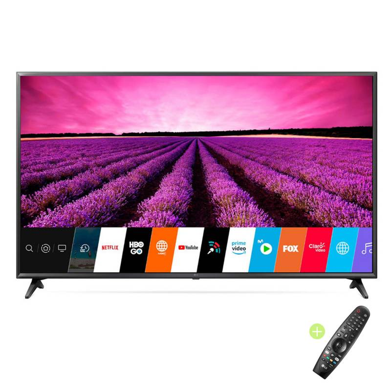 "LG - Televisor LED 70"" UHD SMART TV AI 70UM7370"
