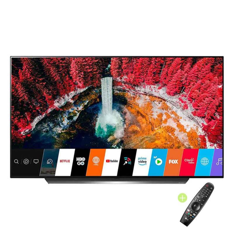 """LG - Televisor OLED 77"""" SMART TV AI OLED77C9"""