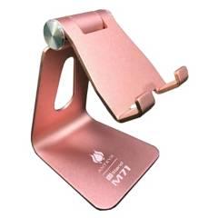 ANTRYX - Soporte P/Celular & Tablet Rose Gold, Aluminio