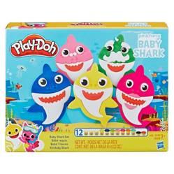 PLAY DOH - Set Bebé Tiburón