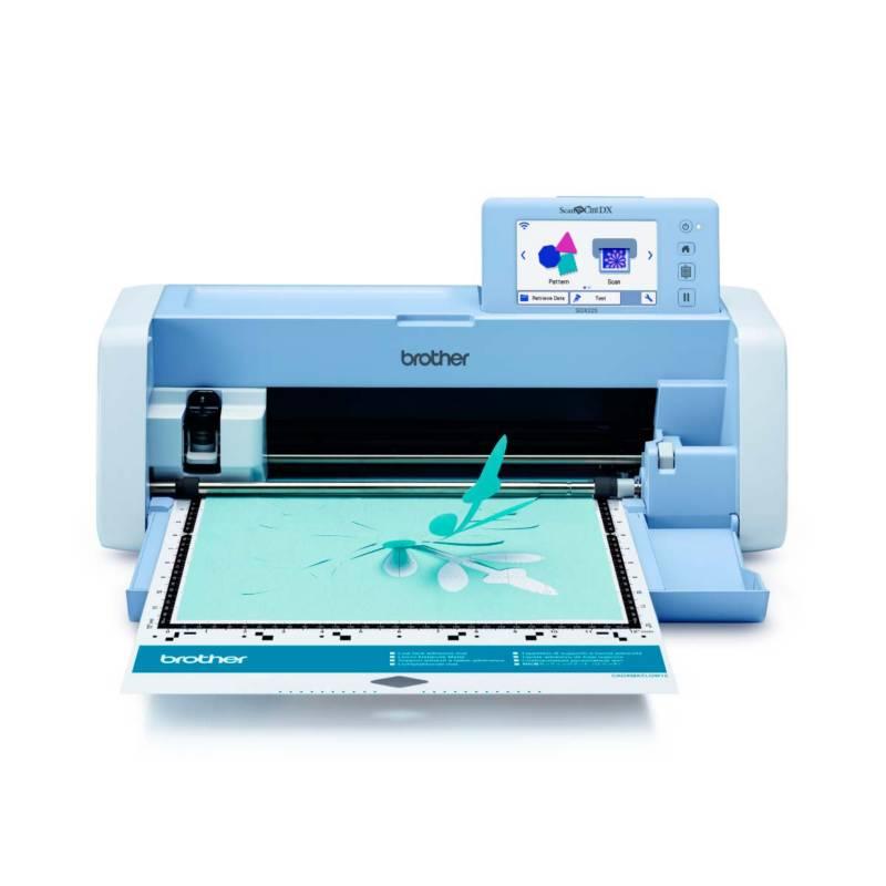 BROTHER - Máquina Corte-Escaner Scancut Sdx225