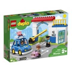 LEGO - Lego 10902 Set Duplo: Estacion de Policia