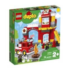 LEGO - Lego 10903 Set Duplo: Estacion de Bomberos