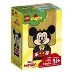 LEGO - Lego 10898 Mi Primer Modelo de Mickey