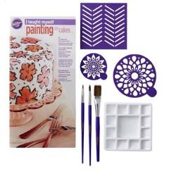 WILTON - Kit para decorar Tortas 7 Piezas