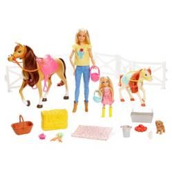 BARBIE - Barbie Y Chelsea Diversión Con Caballos
