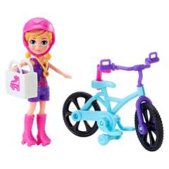 POLLY POCKET - Aventura En Ruedas
