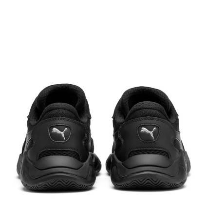 zapatillas negras mujer puma
