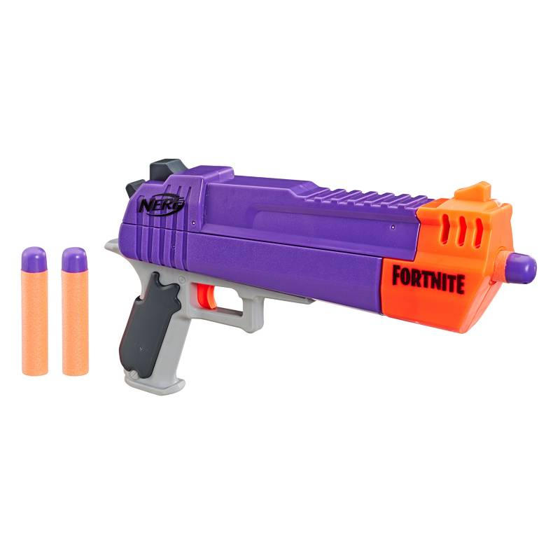 NERF - Lanzador Fortnite Haunted Hand Cannon