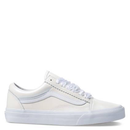 zapatilla vans blanca
