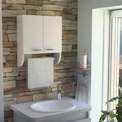 TuHome - Botiquín Bath 28 - blanco