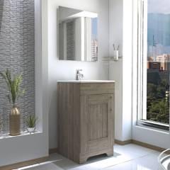 TuHome - Mueble de Lavamanos Barcelona