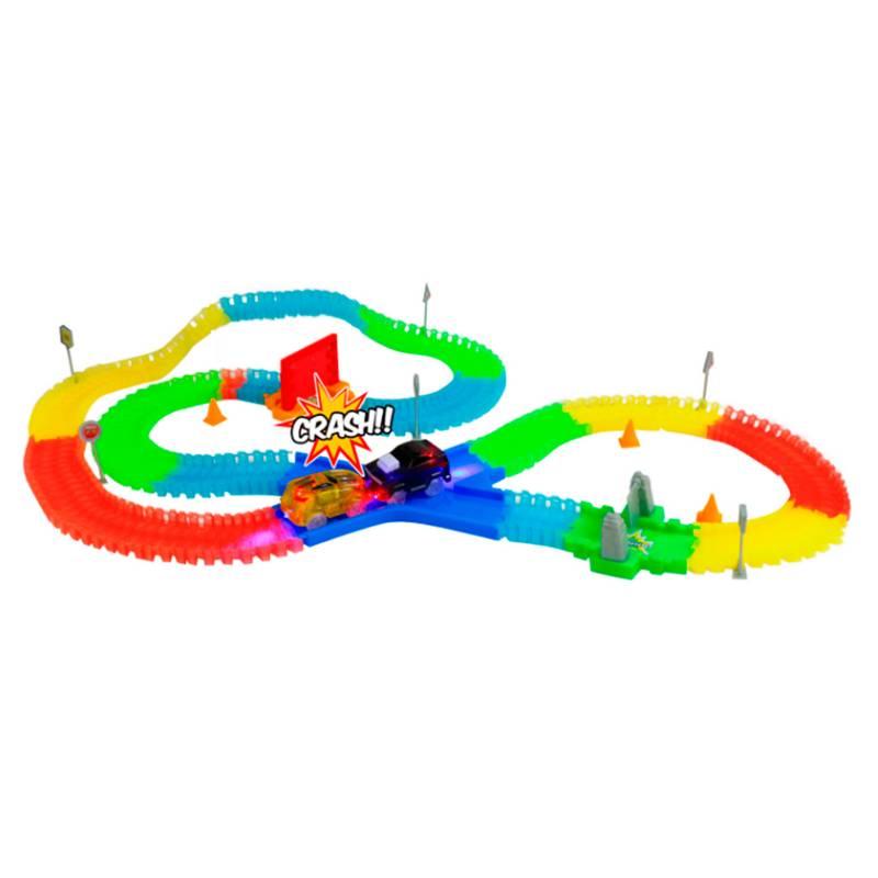 MAGIC TRACKS - Pista Crash Kit