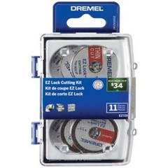 DREMEL - Kit Ez Para Cortar - 11 Accs