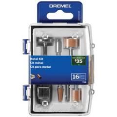 DREMEL - Kit Para Metal - 16 Accs