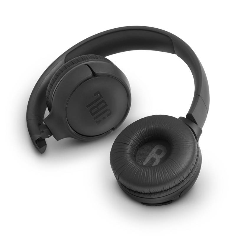 JBL - Headphone T500bt On-Ear Wireless Black