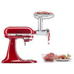 KITCHENAID - Moledor de carne metálico
