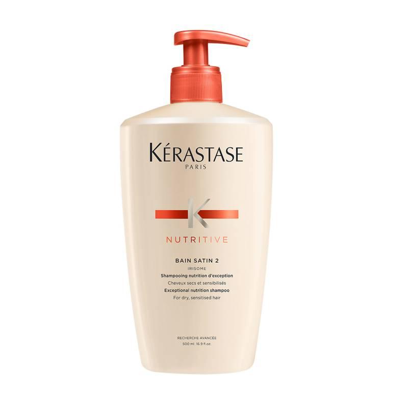 KERASTASE - Shampoo Nutritive para cabello seco y dañado