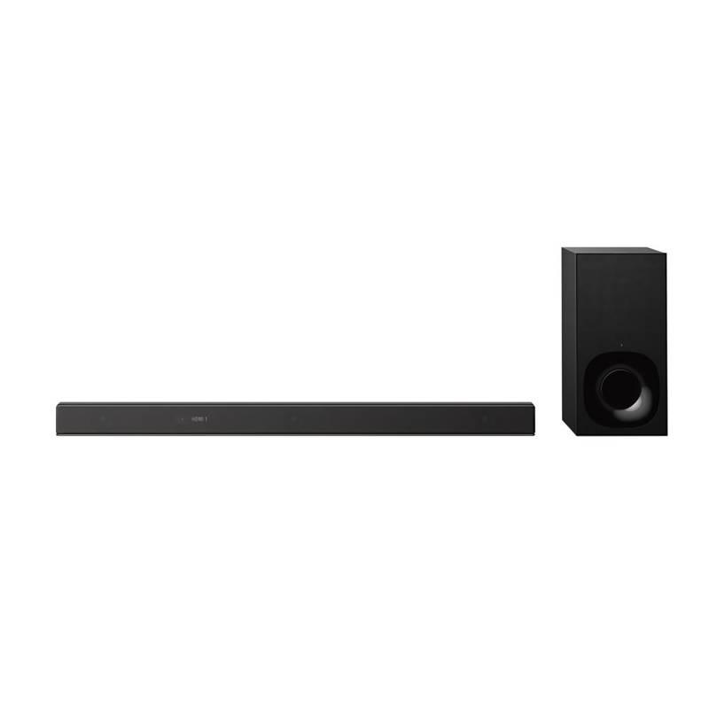 SONY - Soundbar Dolby Atmos Sony HT-Z9F de 3.1 canales con WiFi y Bluetooth Negro