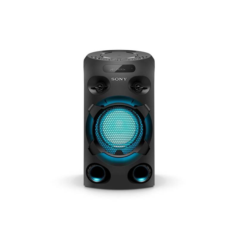 SONY - Equipo de Sonido con Bluetooth/Karaoke MHC-V02