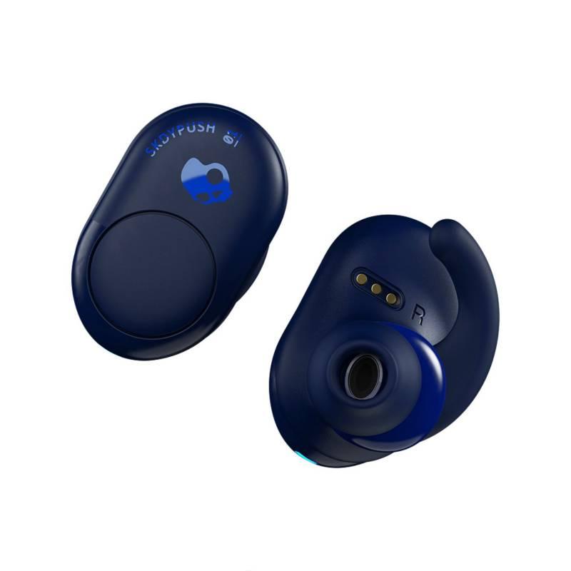 SKULLCANDY - Audífono Inear Push Bt Blue
