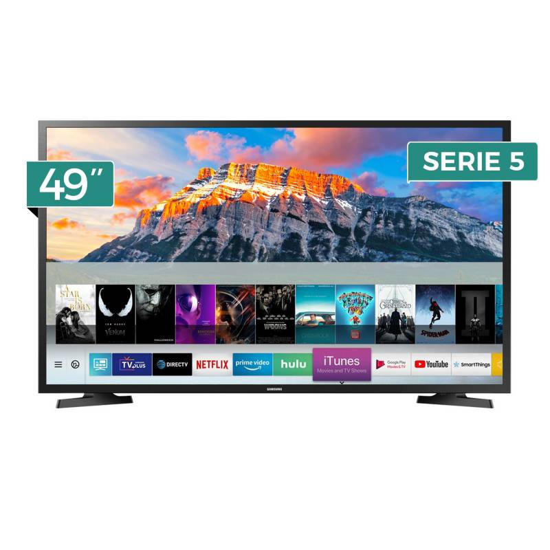 "SAMSUNG - Televisor LED Smart TV Full HD 49"" UN49J5290"