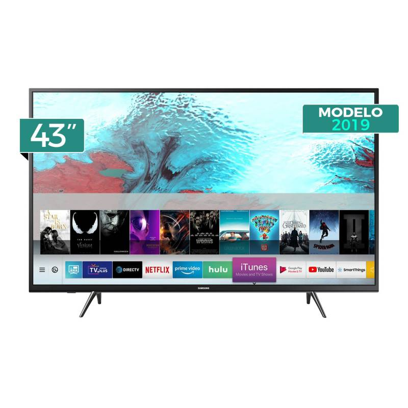 "SAMSUNG - Televisor LED Smart TV Full HD 43"" UN43J5202"