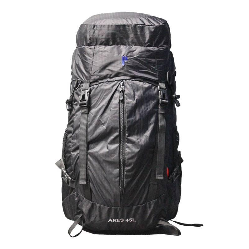 PORTA - Campera Ares 45l Negro