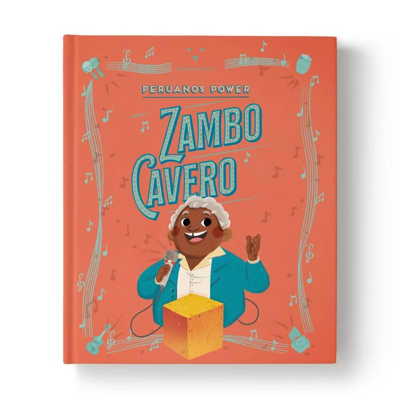 PERUANOS POWER - Peruanos Power: Zambo Cavero