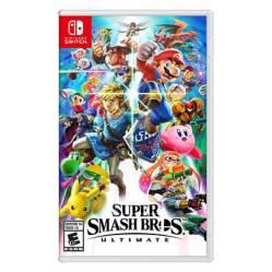 Videojuego Super Smash Bros Ultimate - Nintendo Switch