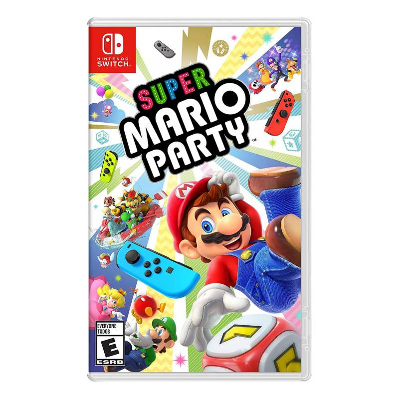 NINTENDO - Videojuego Super Mario Party - Nintendo Switch