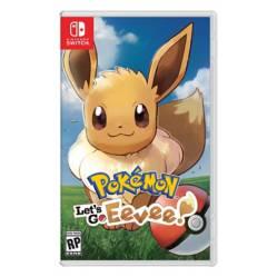 Videojuego Pokémon Let's Go Eevee - Nintendo Switch